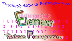 Element Bahasa Pemrograman - BeHangat.Net