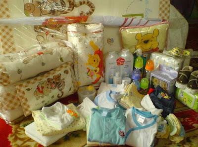 perlengkapan bayi baru lahir terbaru