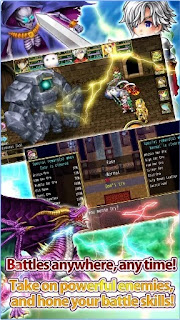Games RPG Fairy Elements Apk
