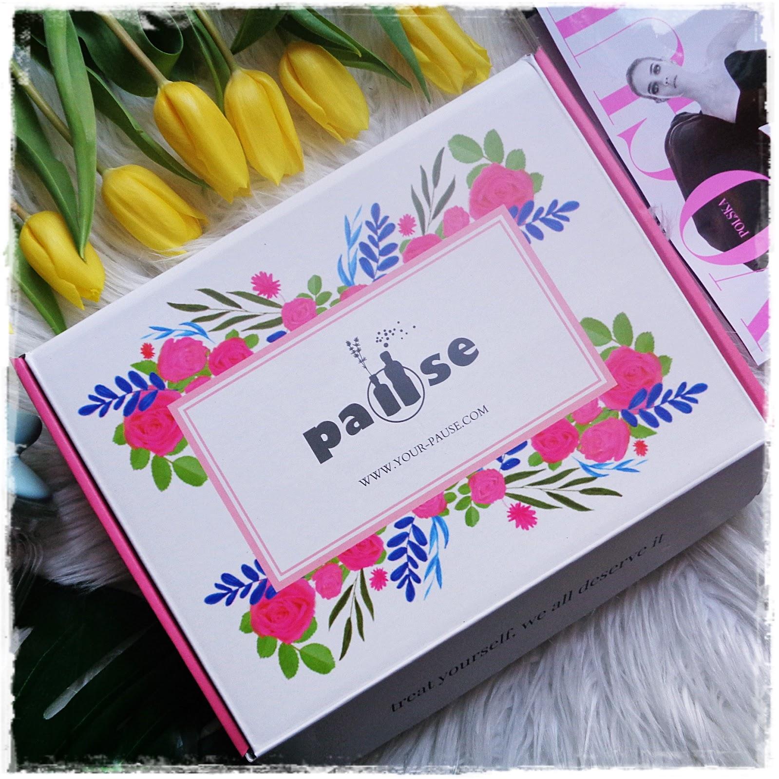 Pause Box, Kwiecień 2018, Eksplozja Zapachu  i Kolorów