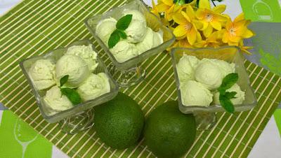 lody z awokado