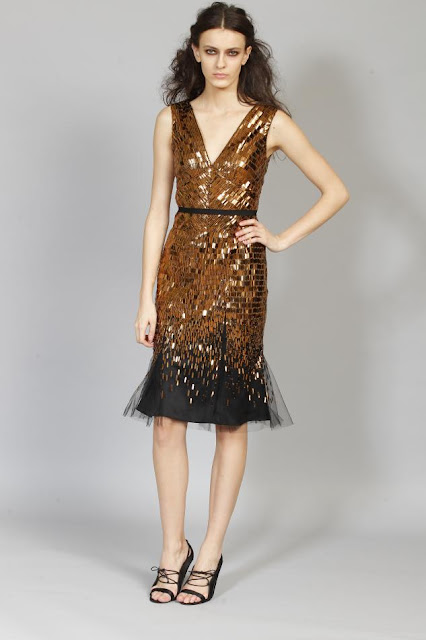 vestido-de-cóctel-pre-fall-CH-collection