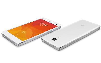 Điện thoại Xiaomi mi4 chính hãng
