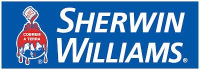 Materiais utilizados - Sherwin Willians