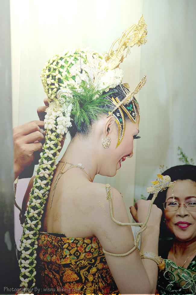 Foto Wedding Chaca & Peik - Sesi Acara Panggih Winisudan || Fotografer & Editing By : Wisnu Darmawan ( Klikmg ) Fotografer Purwokerto