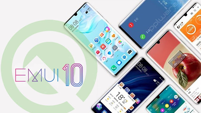 HERE ARE HUAWEI SMARTPHONES THAT WILL RECEIVE EMUI 10 IN FEBRUARY