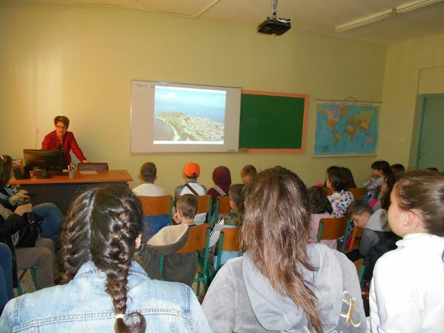 Μαθητές του 6ου Δημοτικού Σχολείου Ναυπλίου έγιναν πρεσβευτές του τόπου μας