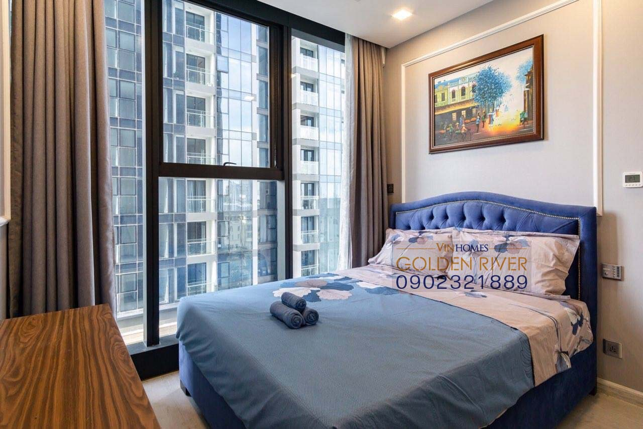 Vinhomes Golden River Aqua 1 cho thuê căn hộ 74m² - hình 9