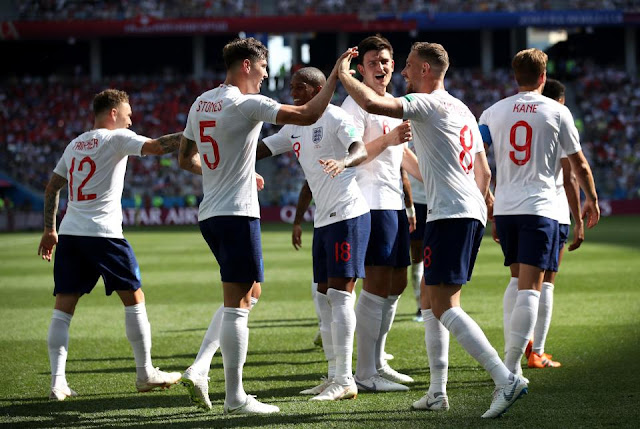 Prediksi Bola Inggris vs Belgia Piala Dunia 2018