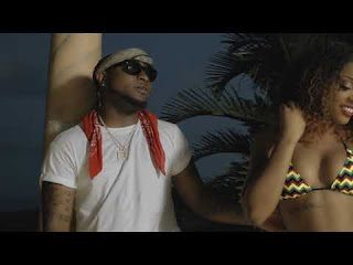 YouTube video of Popcaan X Davido - My Story