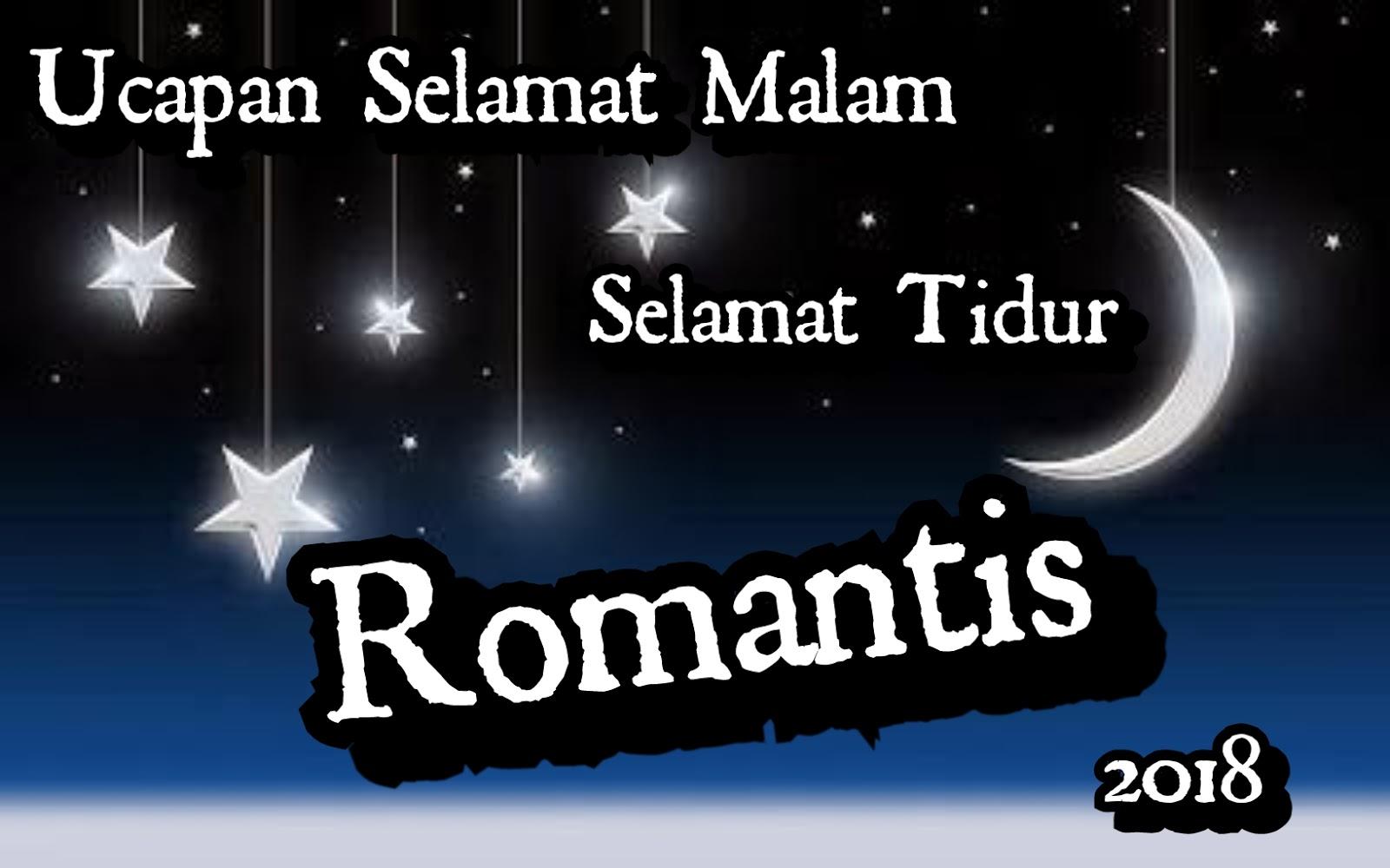 750 Koleksi Gambar Romantis Ucapan Selamat Malam Gratis