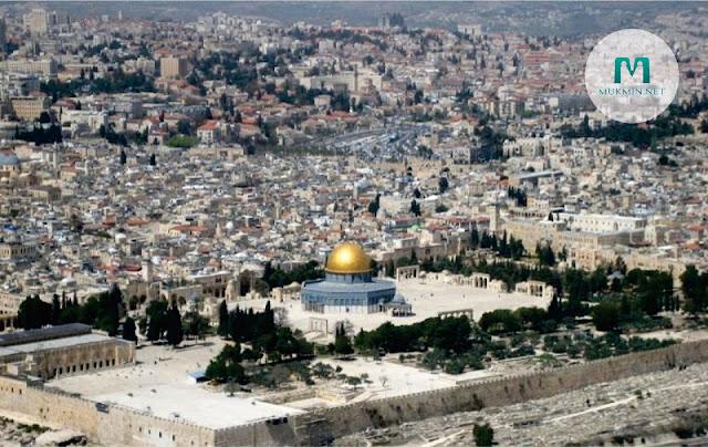 Sampai Kemerdekaan Palestina Terjadi