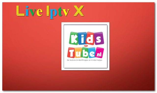 Kids-Tube.nl tv shows addon