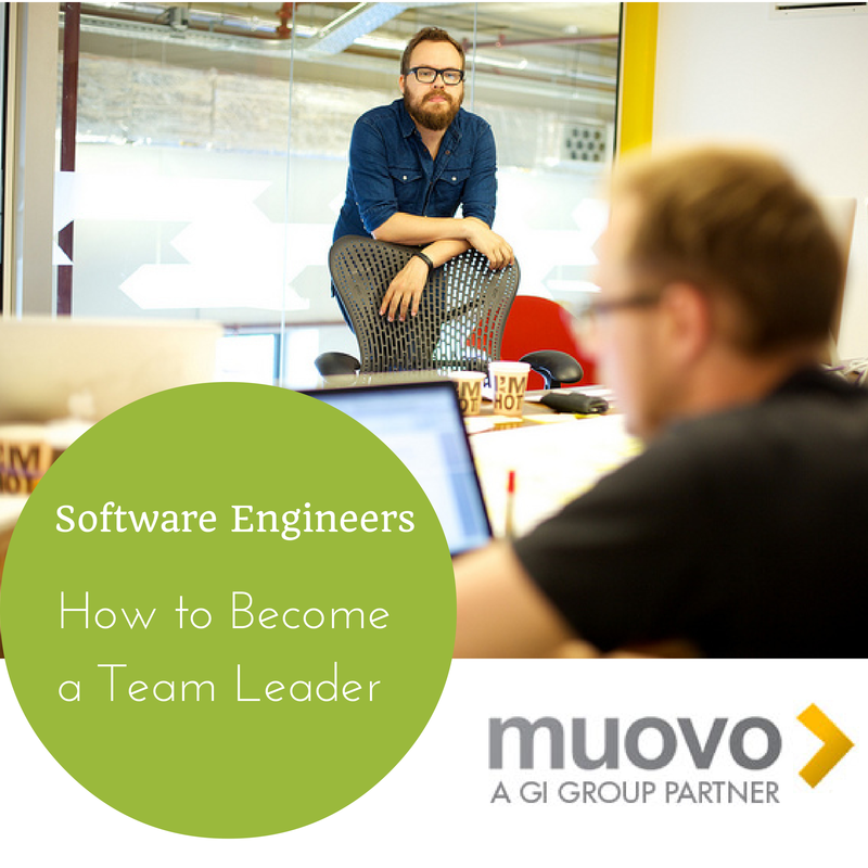 How To Become a Software Development Team Leader  Muovo