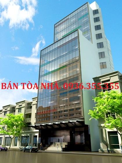 Bán tòa nhà mặt phố Nguyễn Xiển