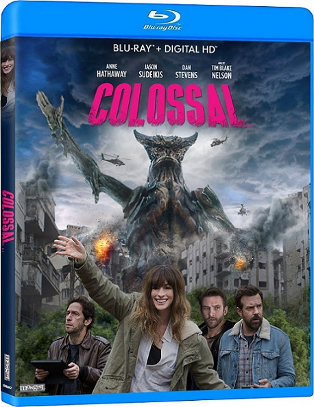 Colossal (2016) 720p y 1080p BDRip mkv Dual Audio AC3 5.1 ch