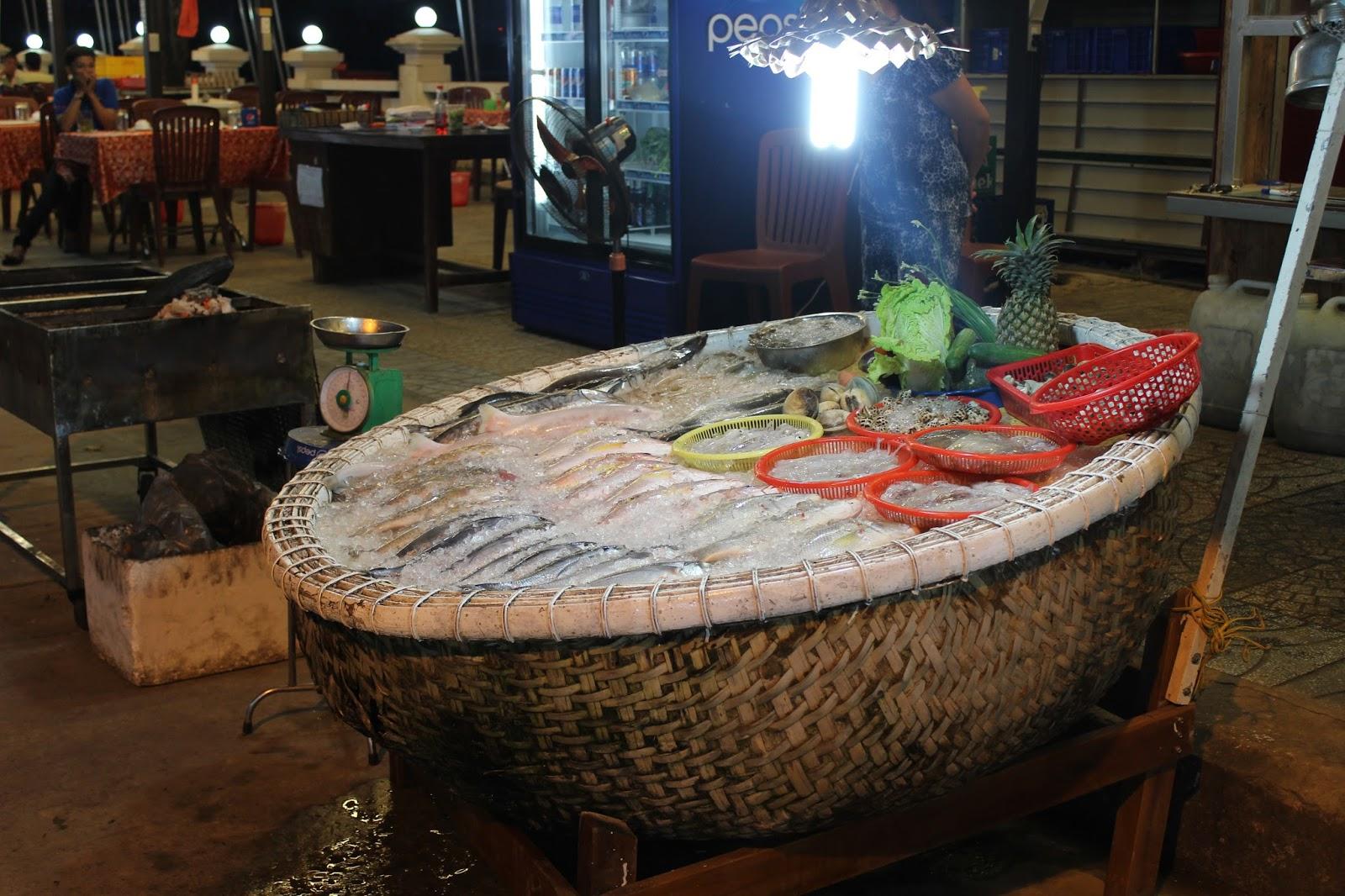 Phu Quoc market
