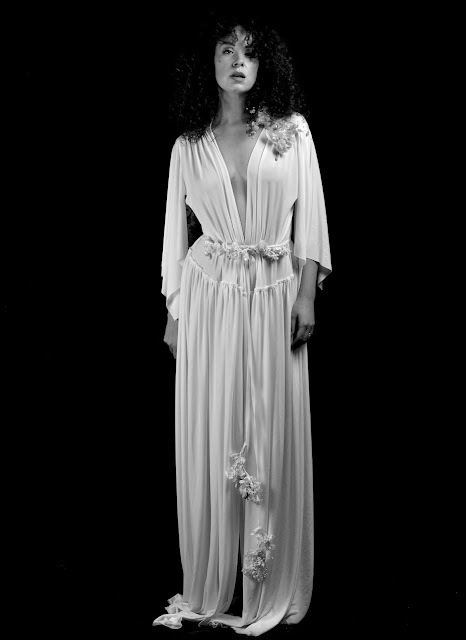 Boho 70s Wedding Dress