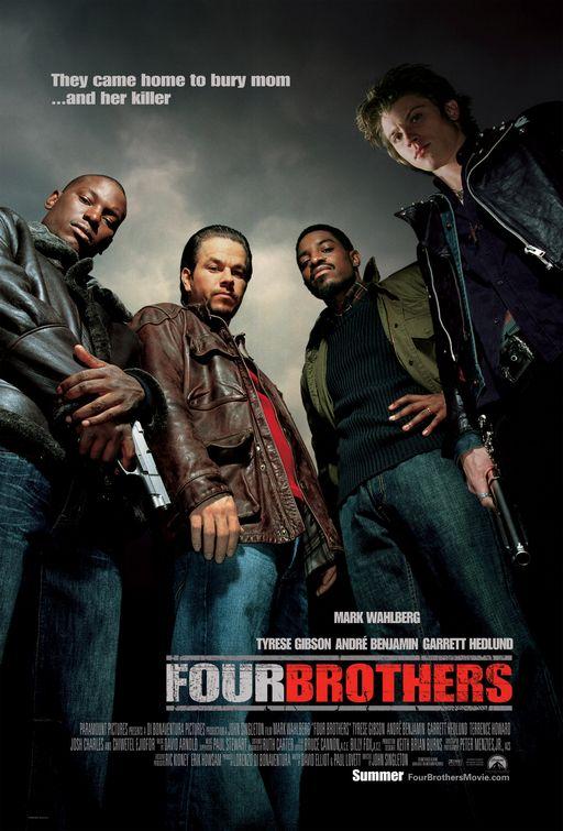 Four Brothers (2005) 4 ระห่ำดับแค้น