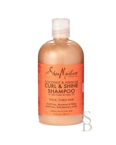 Curl & Shine Shampoo
