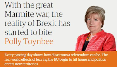 Toynbee: If we, your rulers, say it is so, then it must be so...