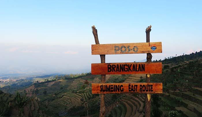 Kembali Lagi ke Pos 0 Gunung Sumbing via Banaran