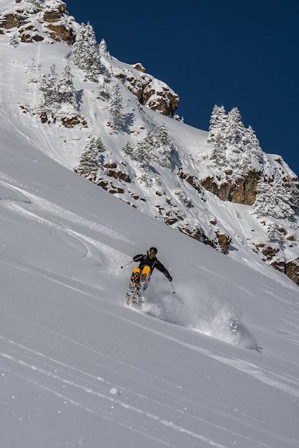 Die besten Tiefschneeabfahrten in den Kitzbüheler Alpen