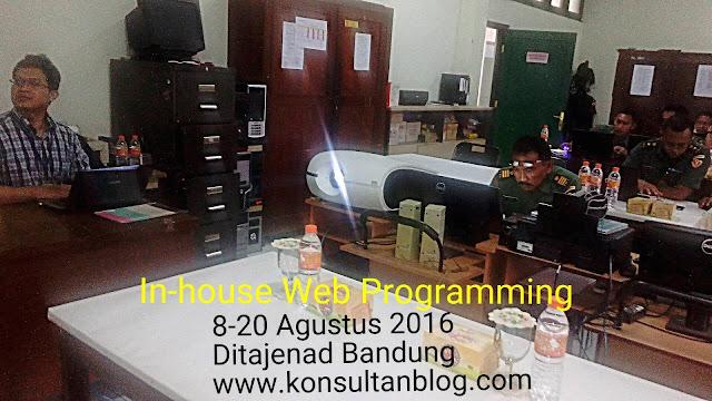 WA 081-395-109-295, Jasa Pemrograman Web, Private Pembuatan Website, Jasa Pembuatan Website, In House Pelatihan Website, Training Pelatihan Website
