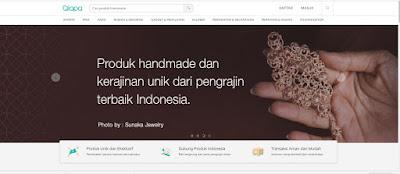 Situs Jual Beli Online Produk Handmade