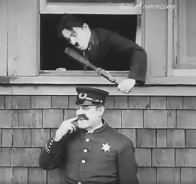 Charlie Chaplin Fun