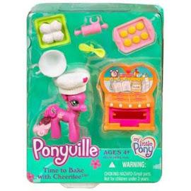 My Little Pony Cheerilee Time to Bake Singles Ponyville Figure