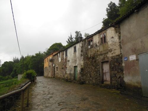 Palas de Rei, Camino, Galicja, Jola Stępień