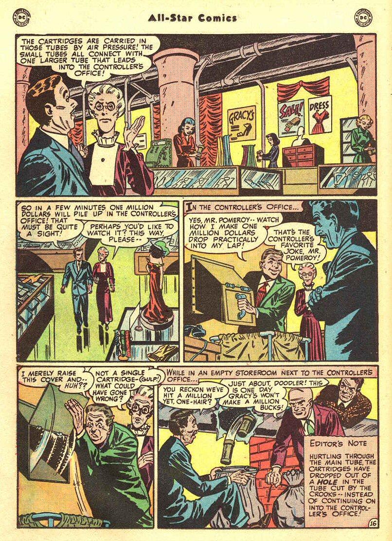 Read online All-Star Comics comic -  Issue #46 - 18