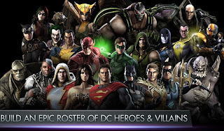 Download Injustice Gods Among Us apk terbaru