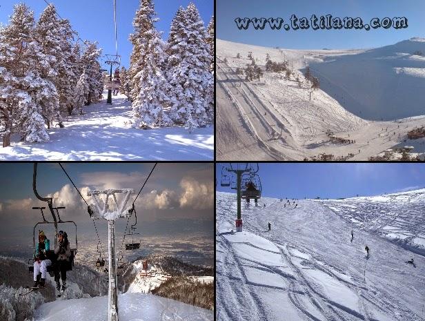 Kartalkaya Kayak Merkezi Bolu Tatil Rehberi