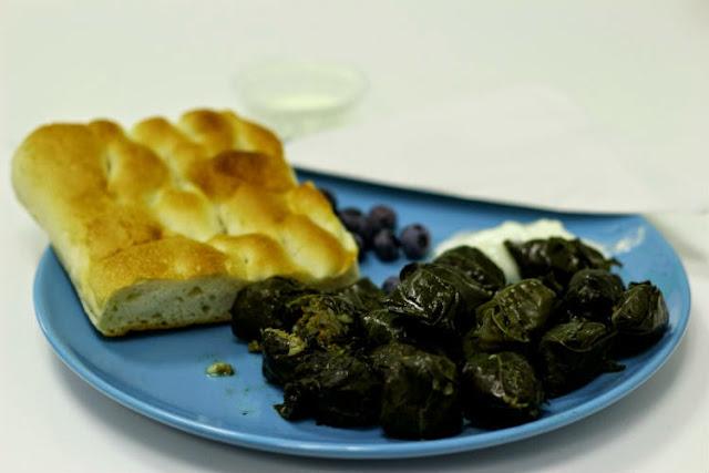 Azerbaijani Food at Azeri