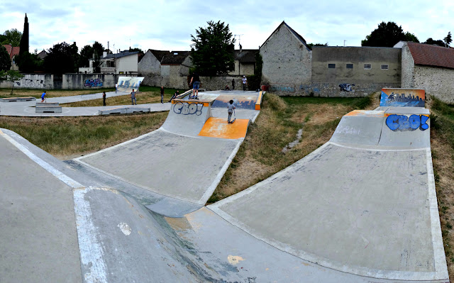 Skate park Wissous