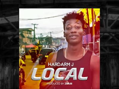 [MUSIC]: Hardarm J – Local (Prod. by 2BAM)