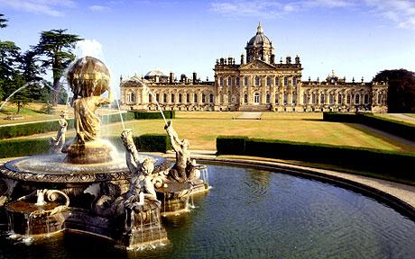 The Jane Austen Film Club Castle Howard Yorkshire England Filming Location