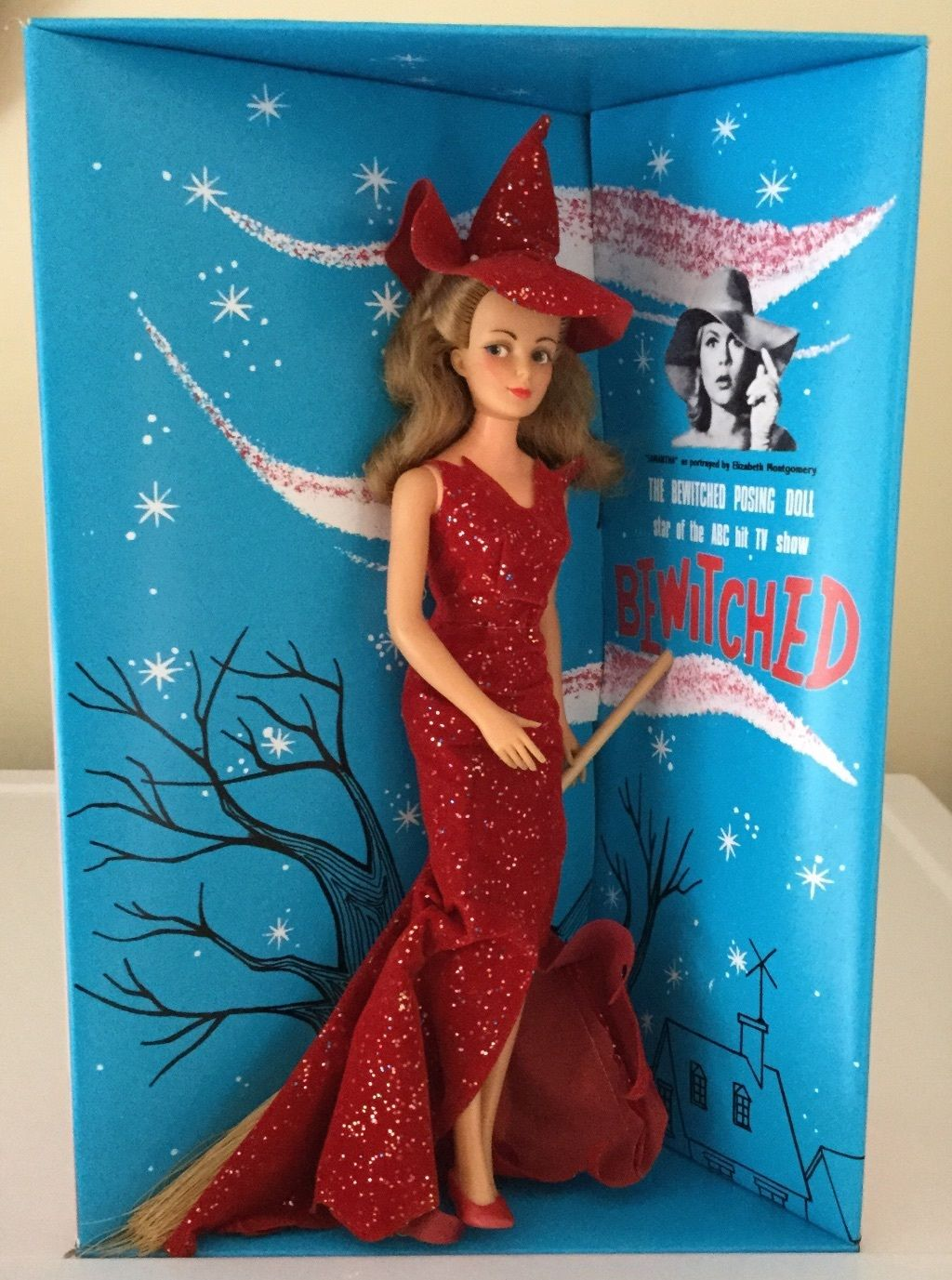 The Ideal Wardrobe: Herbie's World Of Kitsch & Toys: 1965 Bewitched
