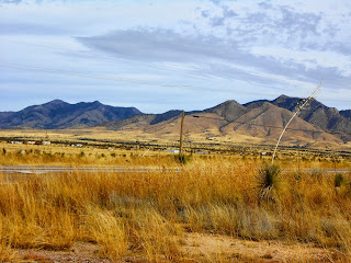 highway in cochise county southern arizona on our first thanksgiving