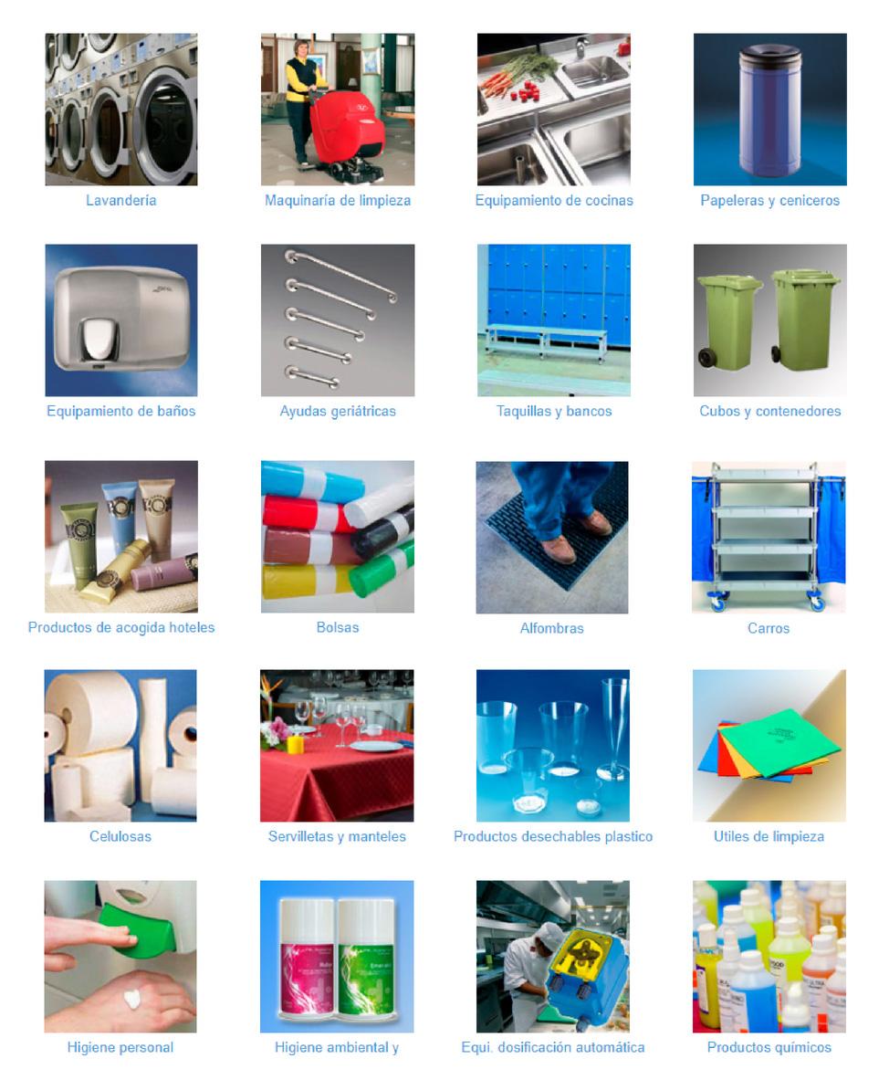 productos limpieza higiene industrial zaragua