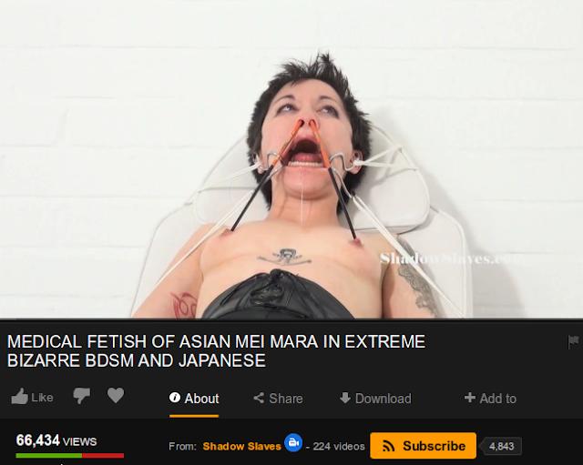 Asian Mouth Fetish Porn