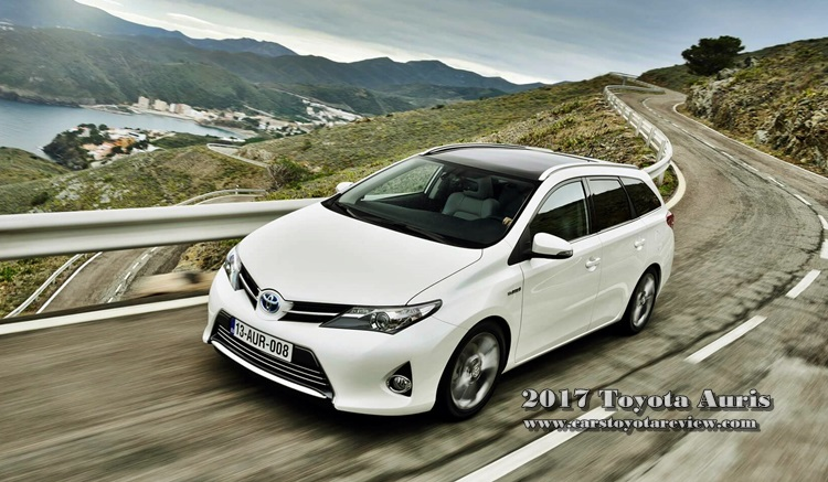 2017 Toyota Auris Hybrid Review Estate