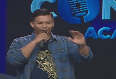 popon medan stand up comedy academy indosiar