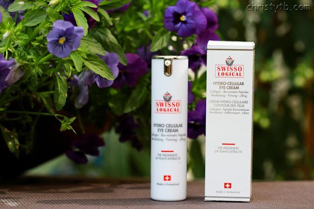 Крем для глаз Zepter Swisso Logical Hydro Cellular eye cream