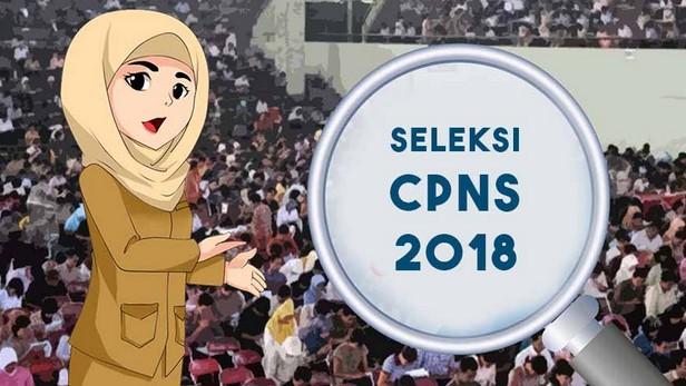 CPNS 2018 : 134 Pemda tidak bisa ajukan formasi CPNS 2018