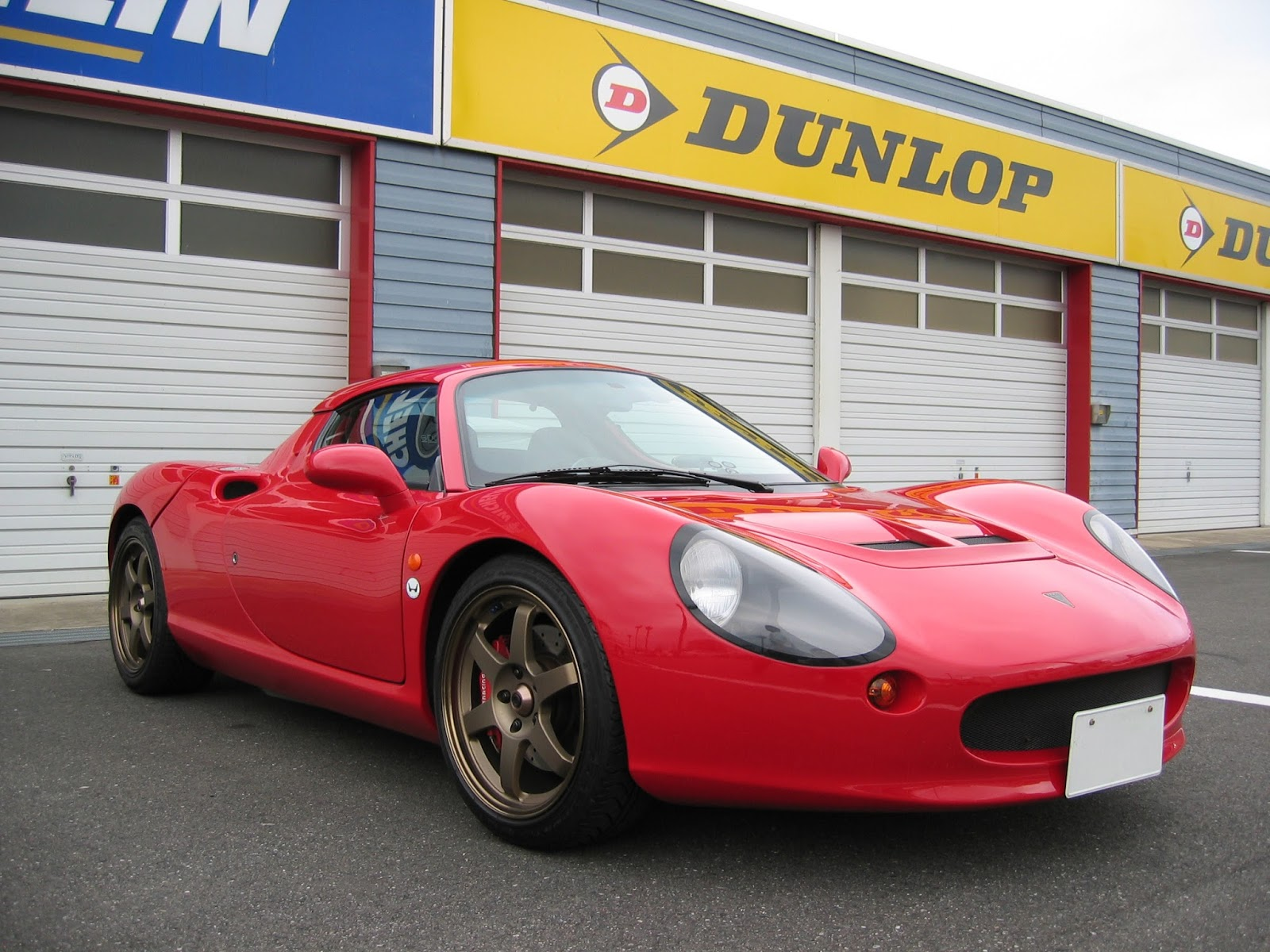 Small Blog V8: Obscure Japanese Sports Car Of The Week