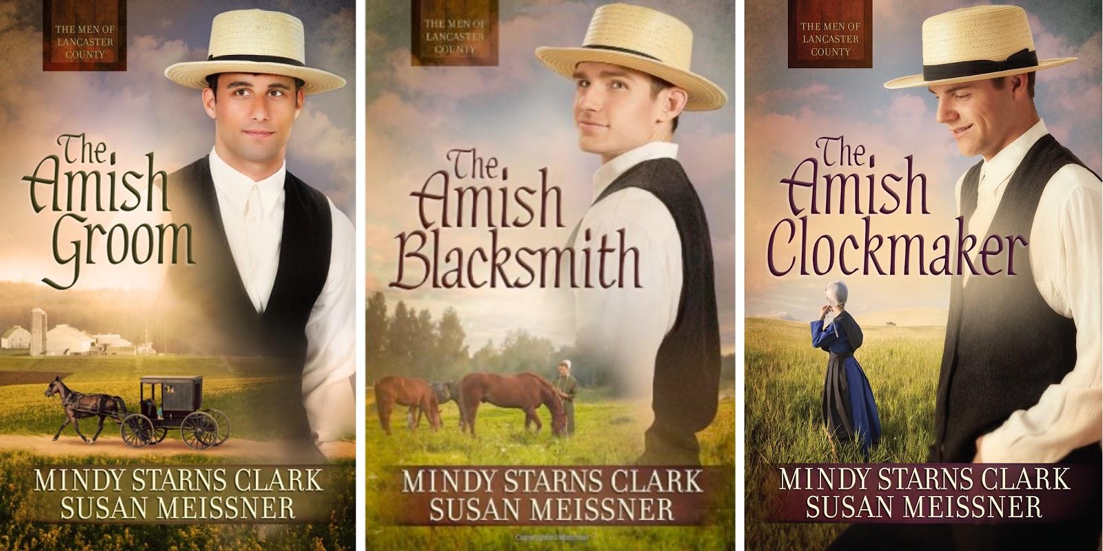 The Amish Groom · The Amish Blacksmith · The Amish Clockmaker
