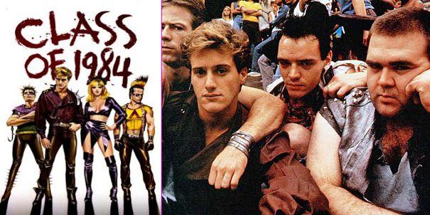 Clase 1984, película